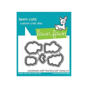 Lawn Fawn Tiny Fairy Tale Lawn Cuts