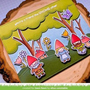 Lawn Fawn Puffy Cloud Backdrop: Landscape Lawn Cuts class=