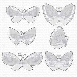 My Favorite Things Brilliant Butterflies Die-namics