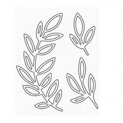 My Favorite Things Grande Greenery Outline Die-namics