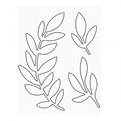My Favorite Things Grande Greenery Solid Die-namics