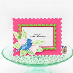 Papertrey Ink Feathered Friends Mini 1 Die