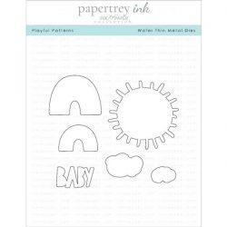 Papertrey Ink Playful Patterns Die Set