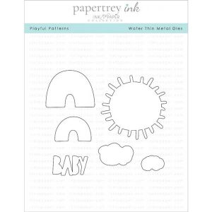 Papertrey Ink Playful Patterns Die Set