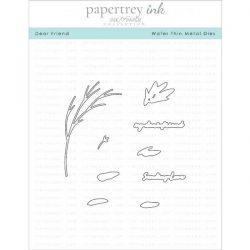 Papertrey Ink Dear Friend Die Set