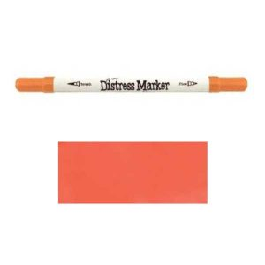 Tim Holtz Distress Marker - Ripe Persimmon