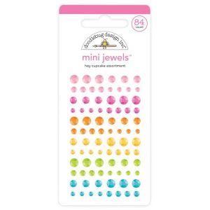 Doodlebug Design Inc. Mini Jewels - Hey Cupcake Assortment