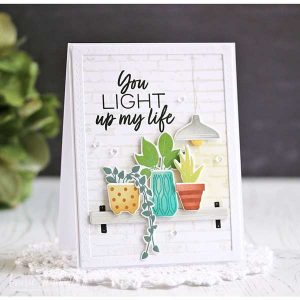Papertrey Ink Growth Stamp Set class=