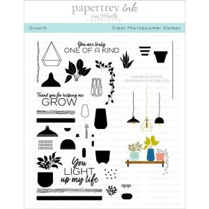 Papertrey Ink Growth Stamp Set