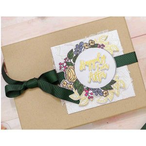 Papertrey Ink Circle Of Love Stamp Set class=