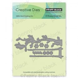 Penny Black Swinging Creative Die