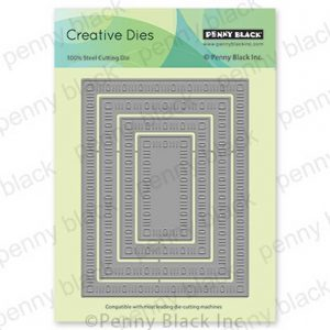 Penny Black Dainty Dashes Stackers Creative Dies