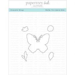 Papertrey Ink Graceful Wings Dies