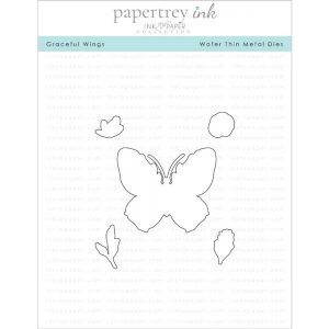 Papertrey Ink Graceful Wings Dies
