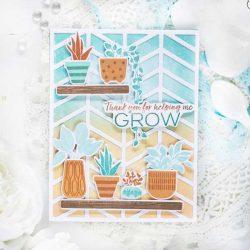 Papertrey Ink Growth Dies
