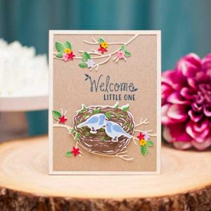 Papertrey Ink Coverplate: Nesting Die class=