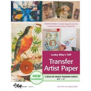 C & T Publishing Transfer Artist Paper