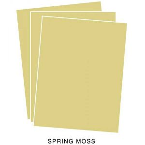 Papertrey Ink Spring Moss Cardstock