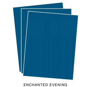 Papertrey Ink Enchanted Evening Cardstock