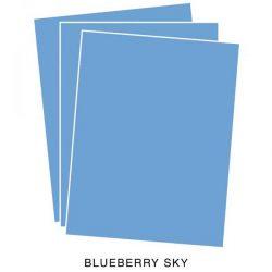 Papertrey Ink Blueberry Sky Cardstock