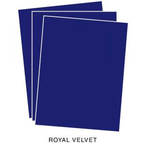 Papertrey Ink Royal Velvet Cardstock