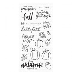 My Favorite Things Autumn Blessings Stamp Set