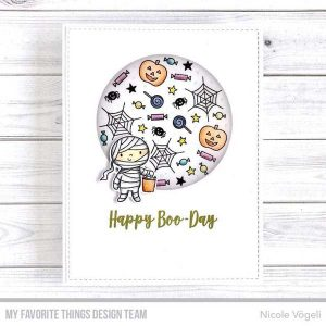 My Favorite Things Sassy Pants Spooktacular Stamp Set class=