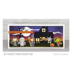 My Favorite Things Boo Crew Stamp Set