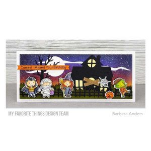 My Favorite Things Boo Crew Stamp Set class=