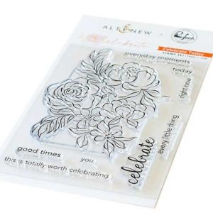 Pinkfresh Studio - Altenew Celebrate Today Stamp Set