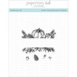 Papertrey Ink Framing Fall Stamp Set