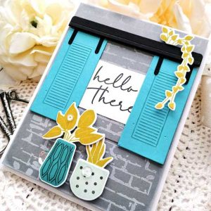 Papertrey Ink Shutter It Sentiments Stamp Set class=