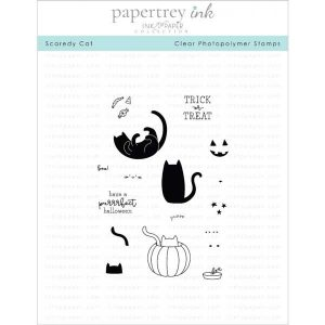 Papertrey Ink Scaredy Cat Stamp Set