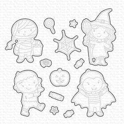 My Favorite Things Boo Crew Die-namics