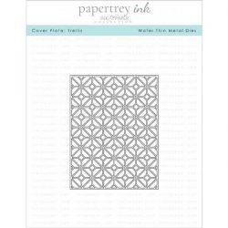 Papertrey Ink Cover Plate: Trellis Die