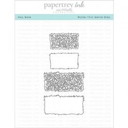 Papertrey Ink Hay Bale Die