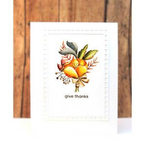 Penny Black Bountiful Beauty Stamp Set class=