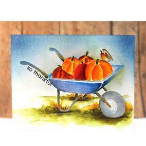 Penny Black Pumpkin Season Stamp class=