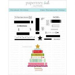 Papertrey Ink Storybook Christmas Stamp Set