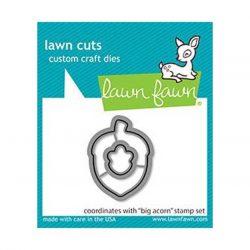 Lawn Fawn Big Acorn Lawn Cuts