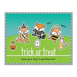 Lawn Fawn Trick Or Treat Line Border Lawn Cuts class=