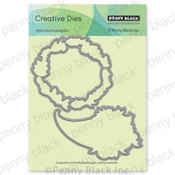 Penny Black Harvest Wishes Cut-outs