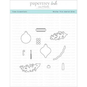 Papertrey Ink Tree Essentials Die