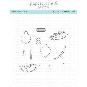 Papertrey Ink Tree Essentials Die