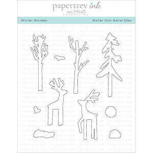 Papertrey Ink Winter Wonder Die