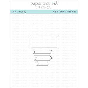 Papertrey Ink Joy Everyday Die