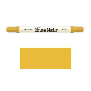 Tim Holtz Distress Marker - Fossilized Amber