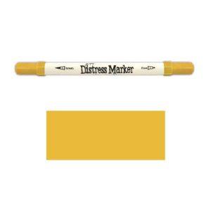 Tim Holtz Distress Marker – Fossilized Amber