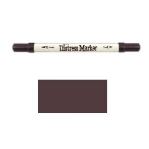 Tim Holtz Distress Marker - Ground Espresso