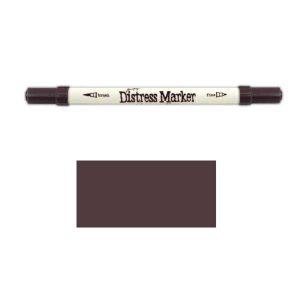 Tim Holtz Distress Marker – Ground Espresso